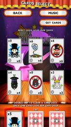 Screenshot von Sparen Sie so viele Hasen wie möglich vom Zauberer und seinem Hut!
