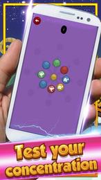 Screenshot von Zeit, um Ihre Augen und Geschicklichkeit in diesem einfachen, aber süchtig machenden Geschicklichkeitsspiel zu testen, das super leicht zu erlernen ist, aber definitiv schwer zu meistern!