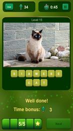 Screenshot von Teste dein Wissen über die Tierwelt. Wie gut kennst du dich im Reich der Tiere aus?