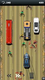Screenshot von Was für ein atemberaubender Kampf! Es gibt nur dich und Hunderte von Zombies.