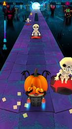 Screenshot von Es ist ein Wheel Runner-Spiel, das einem Abenteuergeschlecht folgt, das Adrenalinrauschen mehr als sonst verursachen wird.