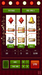 Screenshot von Erlebe in einem Luxus-Kasino echte Klassiker!