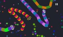 Screenshot von Werde die größte und längste Schlange im Spiel!