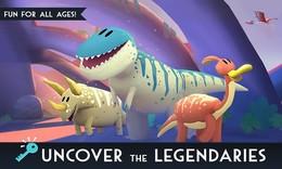 Screenshot von Machen Sie sich bereit für Ihr nächstes Jurassic GO-Abenteuer - Schließen Sie sich dem Captain an, um die seltensten, lustigsten und wildesten Dinosaurier aller Zeiten zu fotografieren!