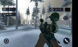 Screenshot von Mit Kimme und Korn oder als Scharfschütze? Mache Jagd auf gefährliche Wildtiere!