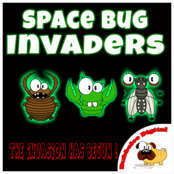 Space Bug Invaders bestellen!