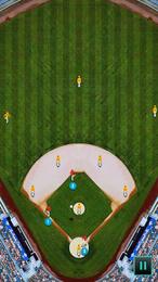 Screenshot von Die neue Ausgabe für 2018. Spiele Baseball. Ganz einfach und mit Suchtfaktor.