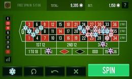 Screenshot von Mit dieser Roulette-App lernst du die Grundlagen für deine Roulette-Strategie. Drehe das Rad, wann und wo du möchtest.