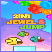2 in 1 Jewel and Jump