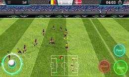 Screenshot von Spiele und erlebe Real Football Fever 2018 mit deinem Lieblingsteam!