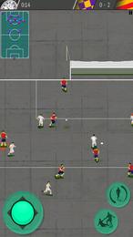Screenshot von Mach die Straße zu deinem Stadion. Trete gegen andere Teams an.