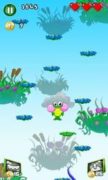 Screenshot von Gibts etwas lustigeres als ein kleines, springendes Tierchen? Ja!Drei kleine, springende Tierchen!
