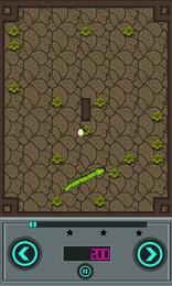 Screenshot von Legendäres Spiel kehrt wieder. Snake Reloaded schon von heute an in Ihrem Telefon.