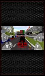 Screenshot von Das sind wirkliche Giganten-Rennen! Setz dich ans Lenkrad eines Super-Lkws,starte den gewaltigen Motor und nimm an den Rennen im Spiel Truck Racing Championship teil!