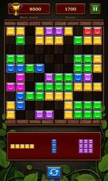 Screenshot von Bring deine grauen Zellen in Schwung mit diesem Arcade-Spiel mit klassischen Blöcken und Suchtpotenzial! Schlag den Highscore und sammle Belohnungen.