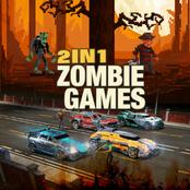 2in1 Zombie Games bestellen!