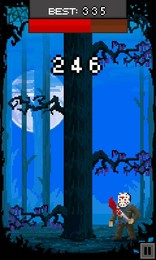 Screenshot von Steht die Apokalypse bevor? Oder ist einfach nur Halloween? Pass einfach auf! Zombie machen die Straßen unsicher und Monster fällen Bäume!