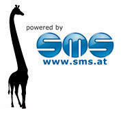 Events powered by sms.at,