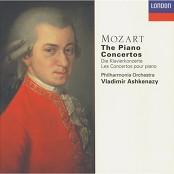 Philharmonia Orchestra & Vladimir Ashkenazy - Mozart: Piano Concerto No.21 in C, K.467 - 2. Andante