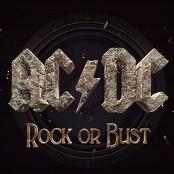 AC/DC - Rock or Bust bestellen!