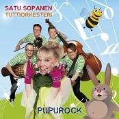 Satu Sopanen & Tuttiorkesteri - Pupurock