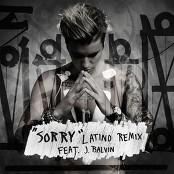 Justin Bieber - Sorry (Verse) bestellen!
