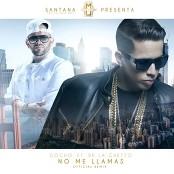 """Gocho """"El Lápiz de Platino"""" feat. De La Ghetto - No Me Llamas"""