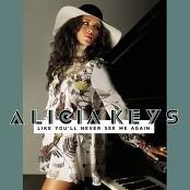 Alicia Keys - Like You'll Never See Me Again (Instrumental)