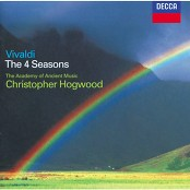 """John Holloway & The Academy of Ancient Music & Christopher Hogwood & Nigel North - Vivaldi: Concerto for Violin and Strings in G minor, Op.8, No.2, R.315 """"L'estate"""" - 1. Allegro non molto - Allegro"""