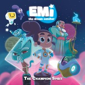 """Khalil Fong - The Champion Spirit (Theme Song from Book """"Emi the Dream Catcher The Champion Spirit"""")"""