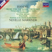 Academy Of St. Martin In The Fields & Sir Neville Marriner - Handel: Water Music Suite - Water Music Suite in D Major - Hornpipe