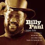 Billy Paul - Thanks For Saving My Life