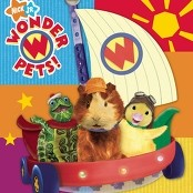 Wonder Pets - The Caterpillar's Song