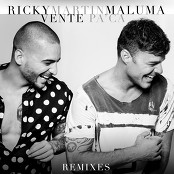 Ricky Martin feat. Maluma - Vente Pa' Ca bestellen!