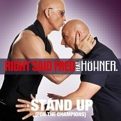 Right Said Fred - Stand Up (For The Champions) 2010