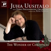 Juha Uusitalo with Turku Philharmonic Orchestra - Heinillä härkien kaukalon - There In The Hay Of The Ox's Stall -