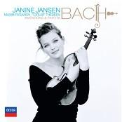 Janine Jansen - Bach: Three-Part Invention No.5