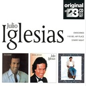 Julio Iglesias duet with Willie Nelson - To All The Girls I've Loved Before