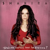 Shakira - Ciega, Sordomuda (Album Version/Clean Version)