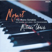 """Mitsuko Uchida - Mozart: Piano Sonata No.11 in A, K.331 """"Alla Turca"""" - 3. Alla turca (Allegretto)"""