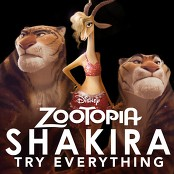 "Shakira - Try Everything (From ""Zootopia"")"