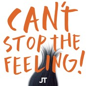 "Justin Timberlake - CAN'T STOP THE FEELING! (Original Song From DreamWorks Animation's ""Trolls"")"