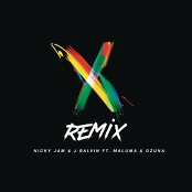 Nicky Jam & J Balvin feat. Maluma & Ozuna - X