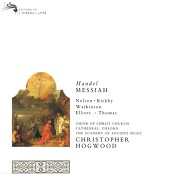 "Choir of Christ Church Cathedral, Oxford & The Academy of Ancient Music & Choir of Christ Church Cathedral & Christopher Hogwood & Oxford & Simon Preston - Handel: Messiah / Part 2 - Chorus: ""Hallelujah"""