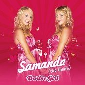 Samanda (The Twins) - Barbie Girl
