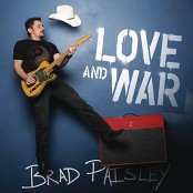 Brad Paisley feat. John Fogerty - Love and War