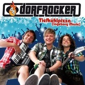 Dorfrocker - Tiefkühlpizza (Ingeborg Marie)