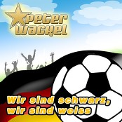 Peter Wackel - Wir sind schwarz, wir sind weiß bestellen!