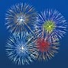 Feuerwerk-Rakete