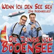 Die Jungs vom Bodensee - Wenn ich den See seh' (Radio Version) bestellen!